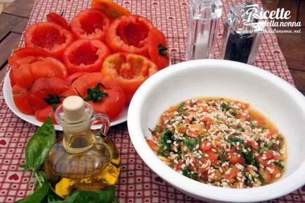 pomodori riso