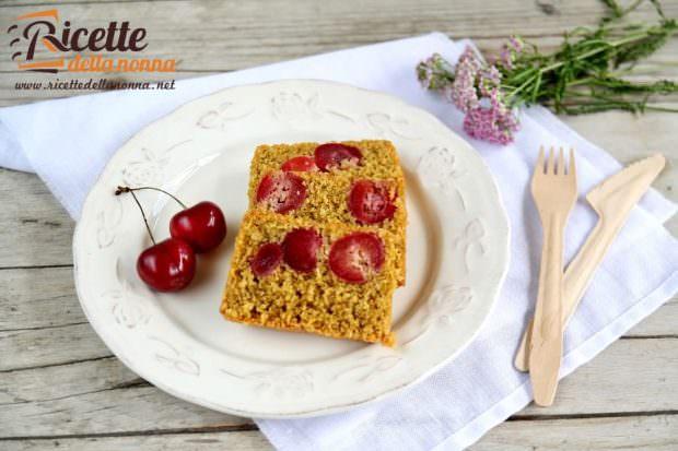 Ricetta plumcake crusca ai duroni di Vignola