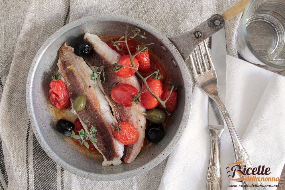 filetti di gallinella alla pizziola | ricette della nonna - Come Cucinare Filetti Di Gallinella