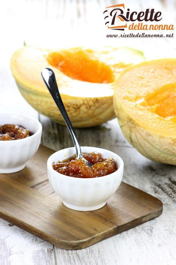 Marmellata di melone ricetta e foto