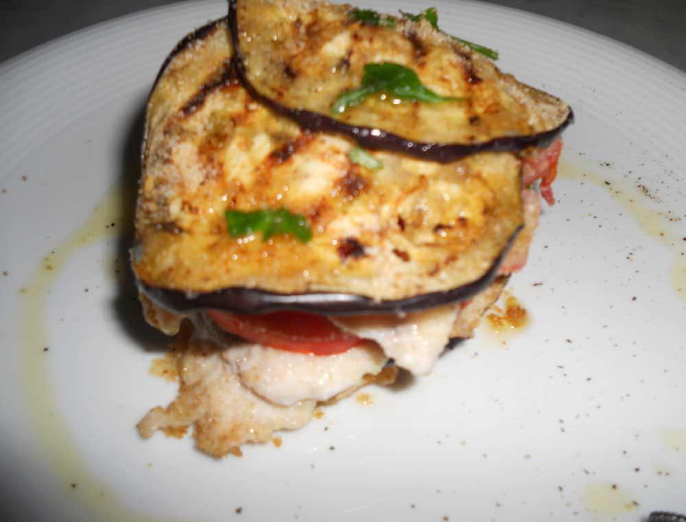Parmigiana light di pesce spada ricette della nonna for Ricette di pesce
