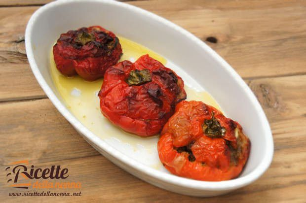 Ricetta peperoni ripieni