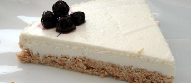 torta fredda yogurt