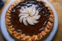Torta di cioccolato al profumo di Gewurztraminer