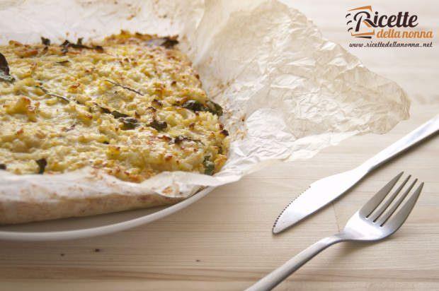riso cavolfiore zafferano spinaci