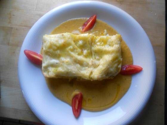 Lasagne allo stoccafisso ricetta e foto