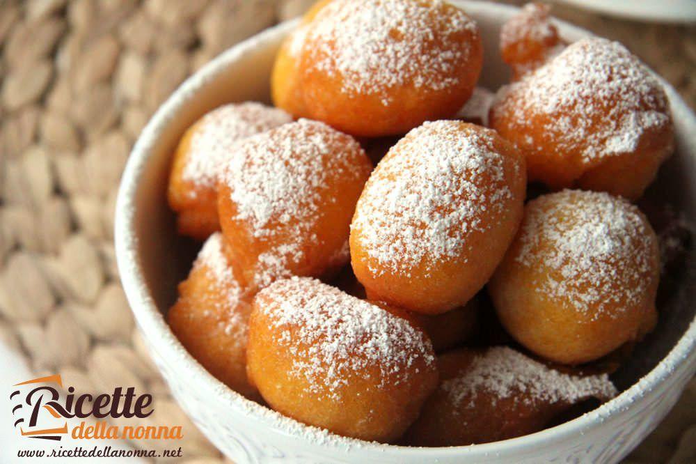 Frittelle di zucca ricetta facile e veloce ricette della for Ricette dolci facili e veloci