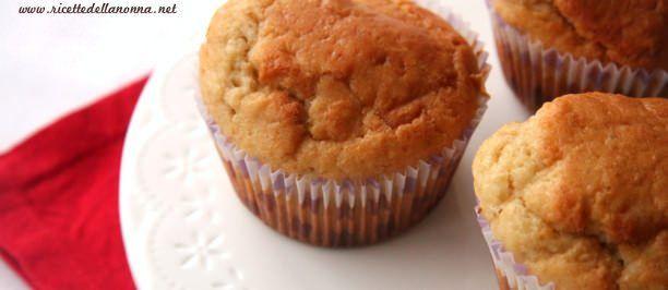 Muffin integrali ricetta e foto