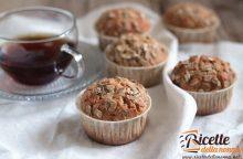 Muffin integrali dolci