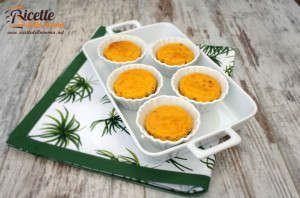 Muffin salati di zucca e gorgonzola