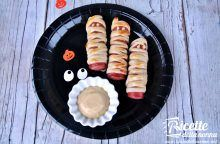 Mummia hot dog