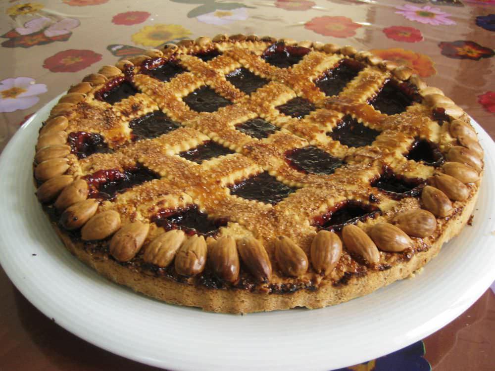 Linzer torte ricette della nonna for Ricette di torte