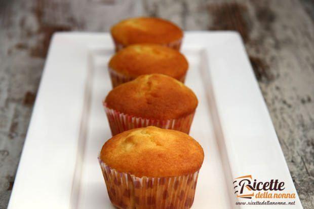 Muffin allo yogurt ricetta e foto