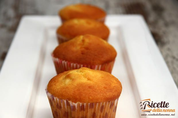 muffin yogurt morbidi