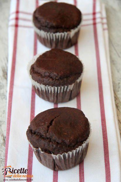 muffin cacao cocco