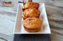 Muffin prosciutto e formaggio
