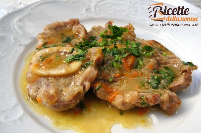 ossibuchi in umido | ricette della nonna - Come Cucinare Gli Ossibuchi Di Manzo