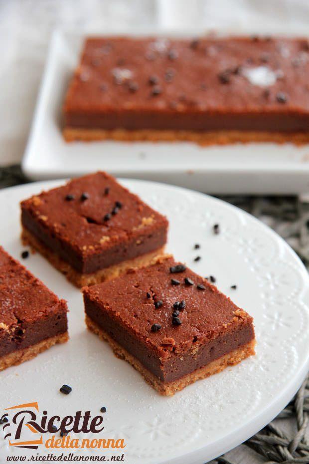 Torta di ricotta al cioccolato ricetta e foto