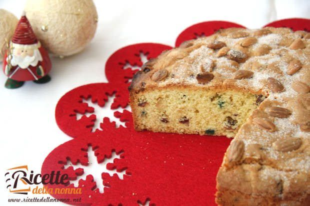 ricetta pandolce natale