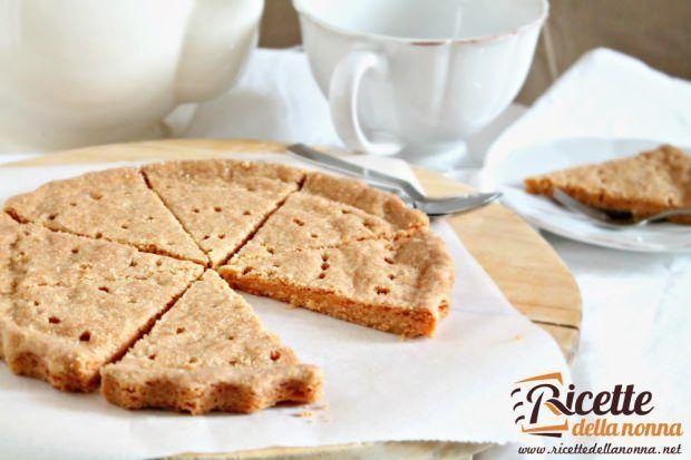Shortbread, biscotti burrosi