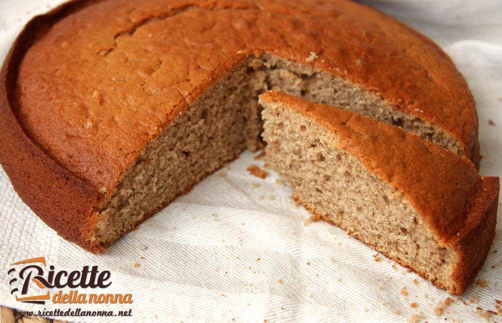 Torta alla cannella ricette della nonna - Forno ventilato per torte ...
