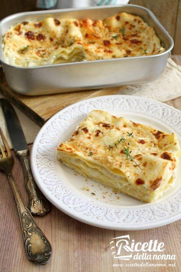Foto lasagne alla ricotta