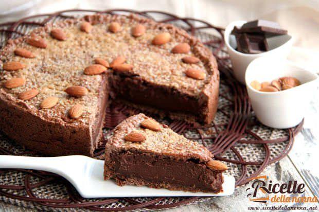 Ricetta torta al cacao e cioccolato