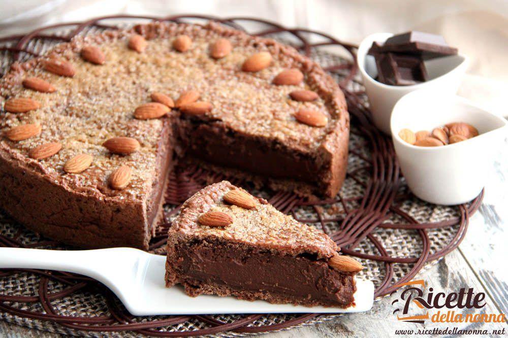 Torta al cacao e cioccolato ricette della nonna for Ricette torte semplici