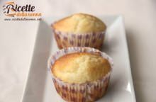 Muffin alle mandorle