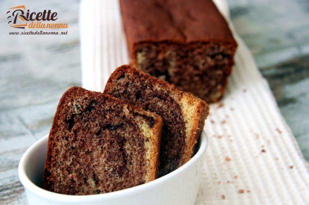 Plumcake alla Nutella ricetta e foto