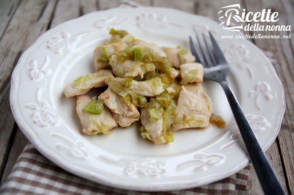 Spezzatino pollo al Marsala