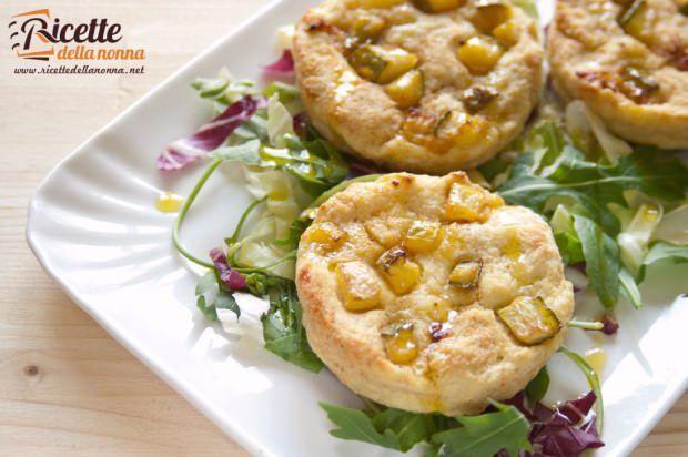 Medaglioni di patate e zucchine ricetta e foto
