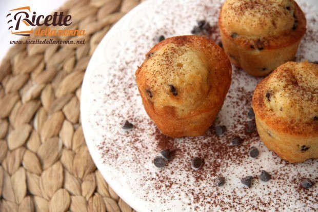 ricetta muffin caramello cioccolato