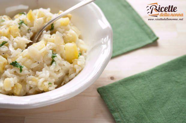 Riso e patate ricetta e foto