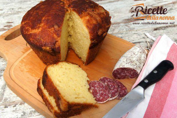 Ricetta torta formaggio pasqua