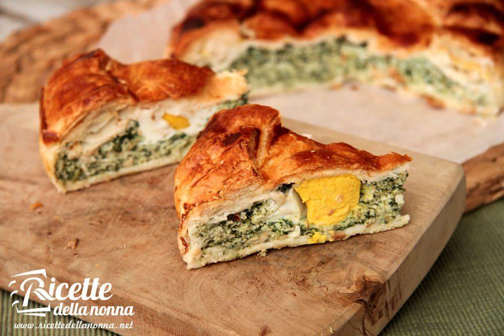 Torta Pasqualina Facile E Veloce Ricette Della Nonna