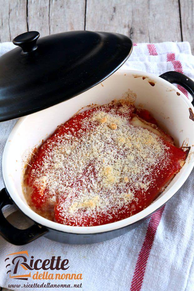 Terrina golosa di peperoni ricetta e foto