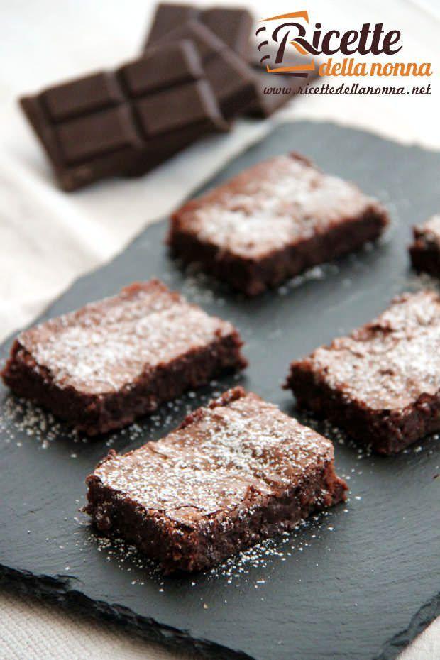 Torta nera ricetta e foto