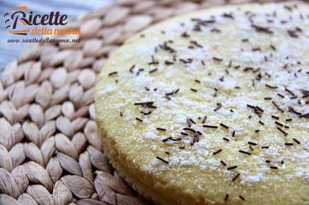 Ricetta torta semola cocco