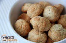 Biscottini leggeri alle mandorle