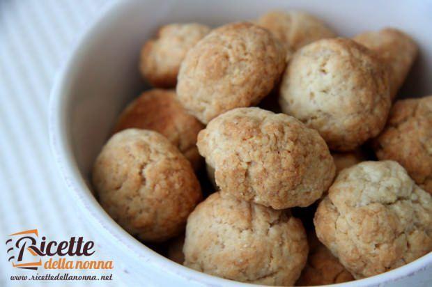 Ricetta biscotti mandorle