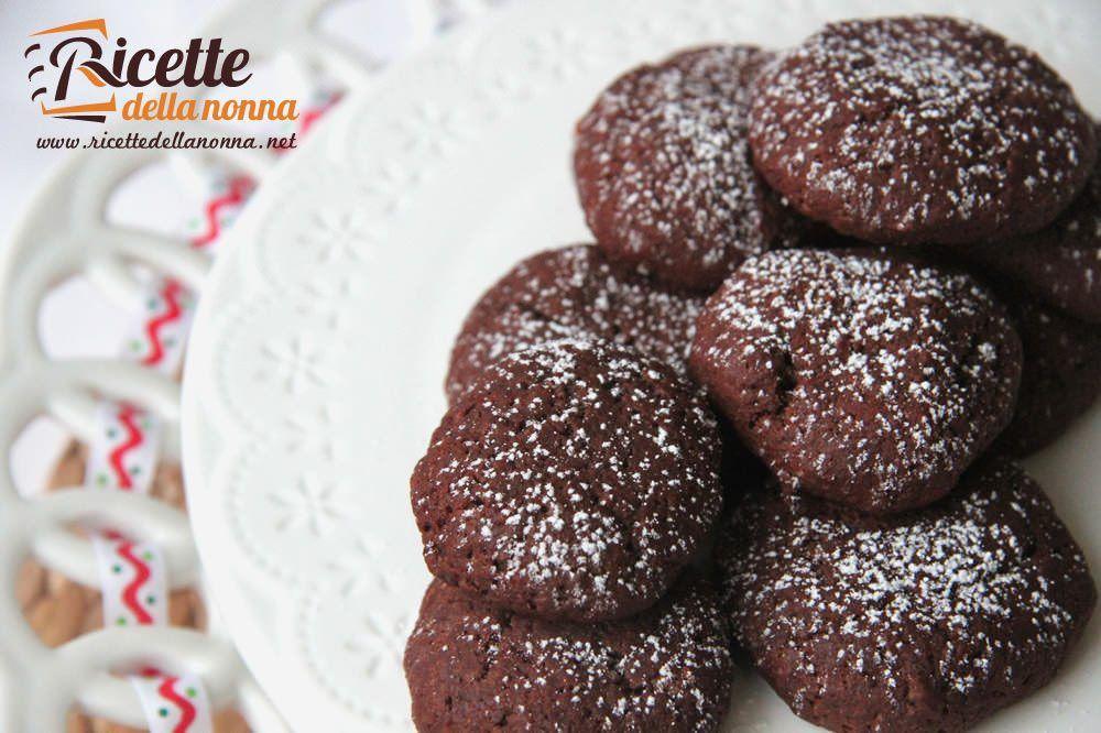 Amato Biscotti yogurt e cacao senza uova e senza burro | Ricette della Nonna MX26