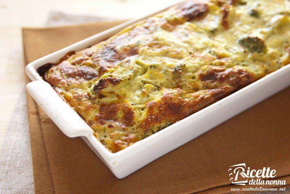 Sformato di broccoli ricette della nonna for Siti con ricette di cucina
