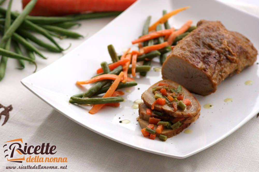 Ricetta per secondi piatti di carne