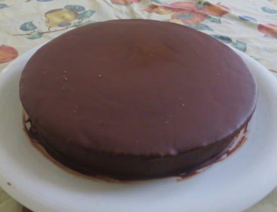 Panfrutto estivo al cioccolato ricetta e foto