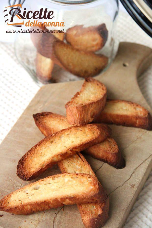 Biscotti del Legaccio ricetta e foto