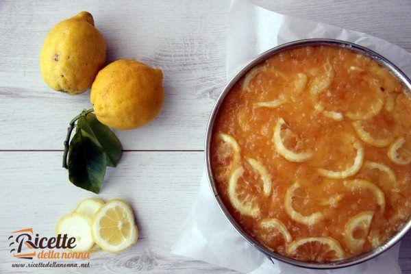 cheesecake limone ricotta