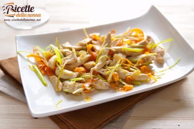 insalata-di-pollo-e-mandorle-1 ricetta e foto