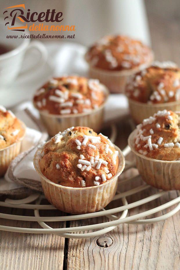 Muffin alla ricotta ricetta e foto