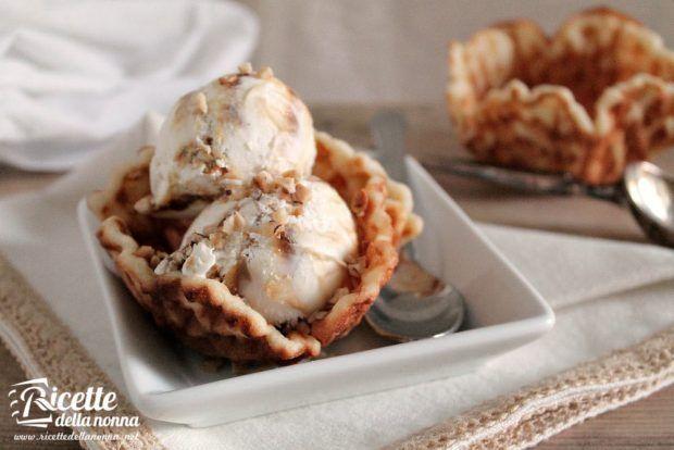 Cialde per gelato ricetta e foto